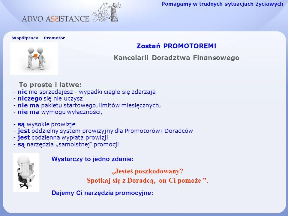 Współpraca – Promotor Zostań PROMOTOREM.