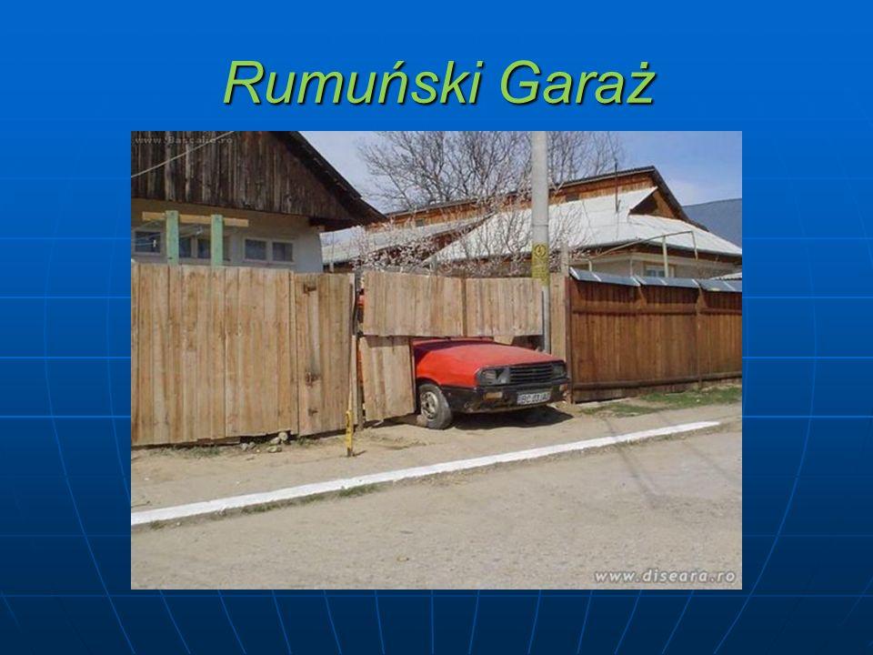 Rumuński Garaż