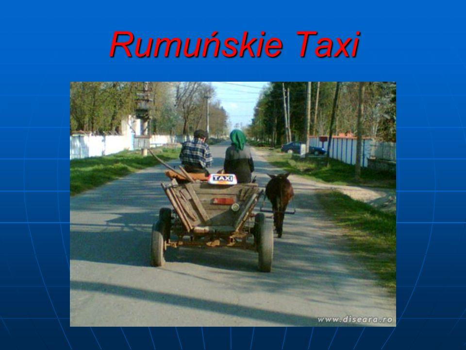 Rumuńskie Taxi