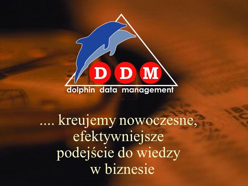 .... kreujemy nowoczesne, efektywniejsze podejście do wiedzy w biznesie