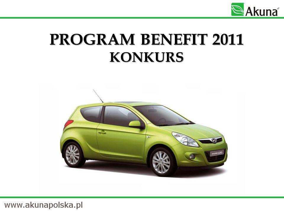 PROGRAM BENEFIT 2011 KONKURS