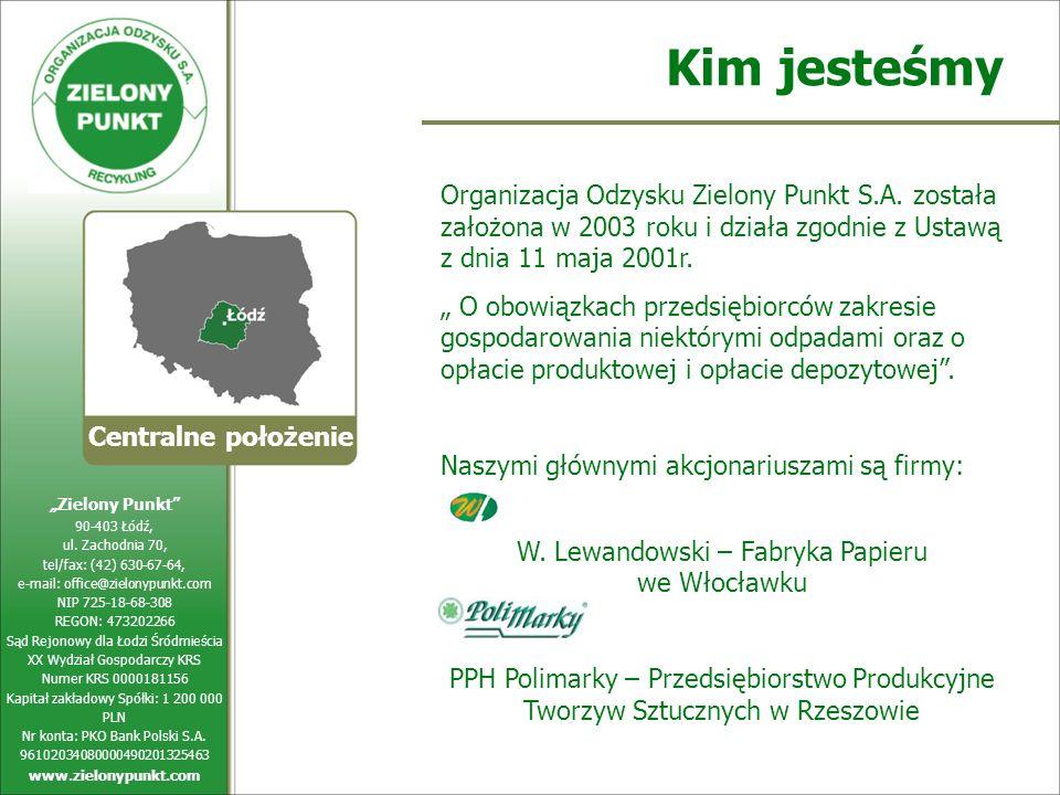 Zielony Punkt 90-403 Łódź, ul.