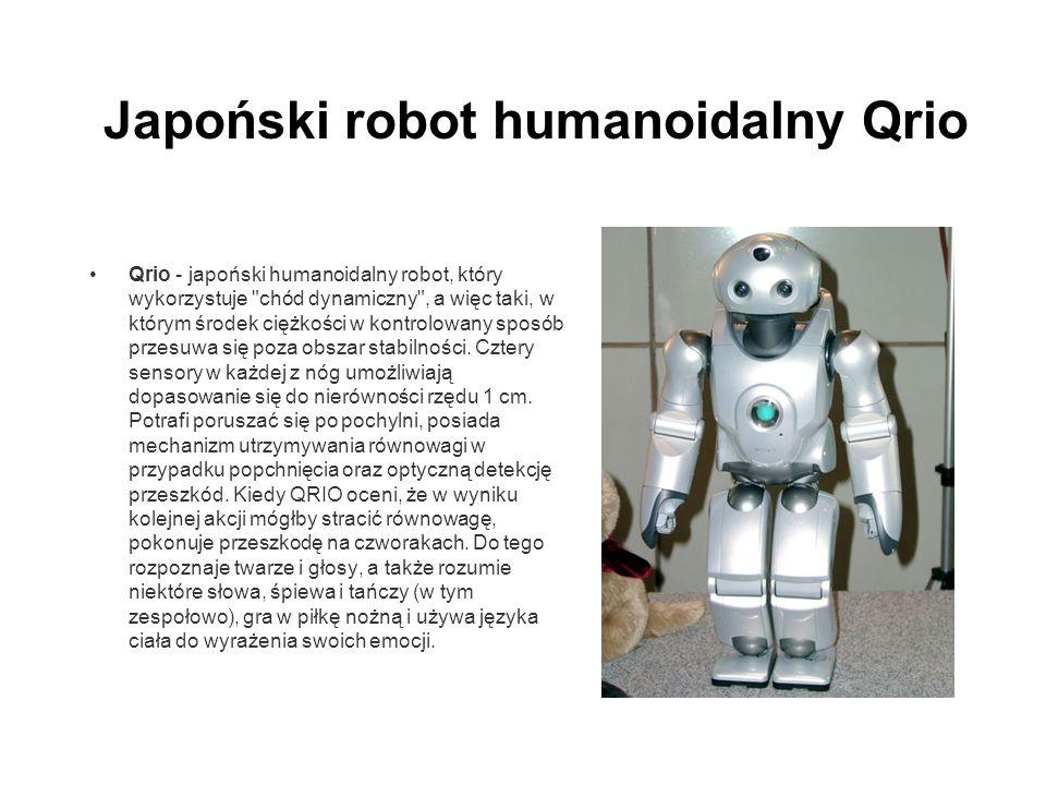 Robot Reborg-Q Robot - strażnik Reborg-Q jest kolejnym wcieleniem robota Guardrobo D1 firmy Sohgo Security Services.