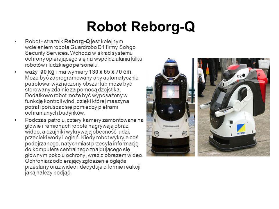 Robot Aibo Aibo jest nowym rodzajem robota: autonomiczny, odczuwający swoje środowisko, oraz będący w stanie uczyć się podobnie jak dojrzewający pies.