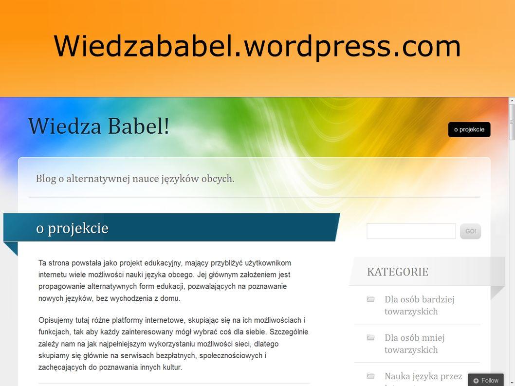 Wiedzababel.wordpress.com