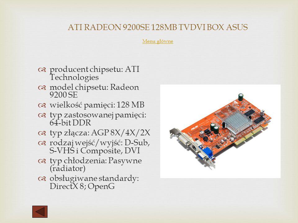 Accelerated Graphics Port (AGP czasem nazywany Advanced Graphics Port) to rodzaj zmodyfikowanej magistrali PCI opracowanej przez firmę Intel. Jest to