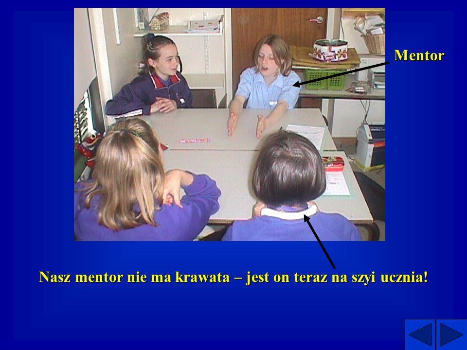 To bylo ich drugie spotkanie – wdali sie prosto w dyskusje bez zadnej pomocy nauczyciela.
