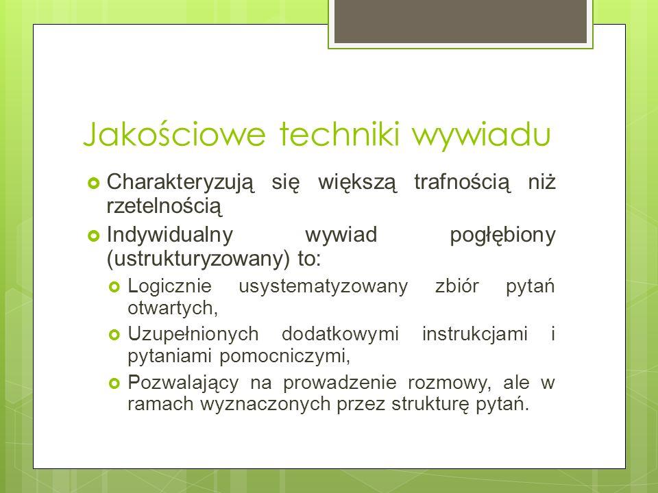 Przykład 1 (Pilzno 25-08-06) Czy uważa Pan, że w Pilźnie są jacyś obcy.