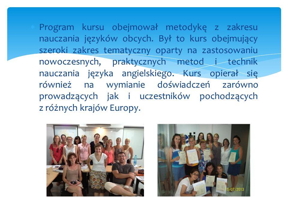 Celem programu jest podnoszenie kwalifikacji kadry oświatowej poprzez dofinansowanie wyjazdów do krajów europejskich. Beneficjenci mogą brać udział w