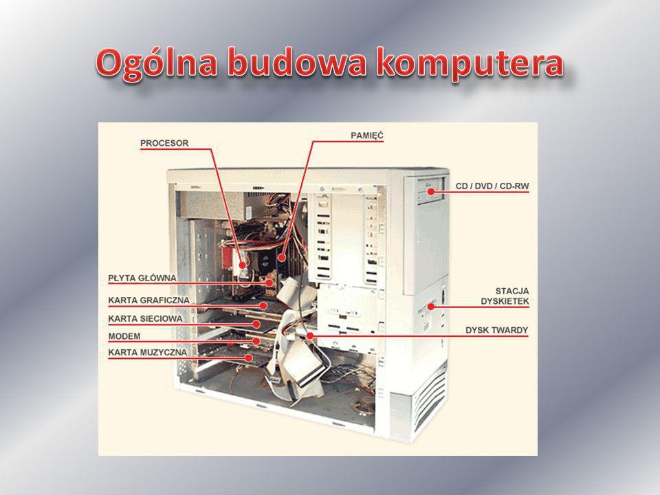 Zasilacz dostarcza energię do wszystkich komponentów komputera, zamieniając napięcie sieci elektrycznej na kilku i kilkunastowoltowe napięcia potrzebne do pracy elementów elektronicznych.