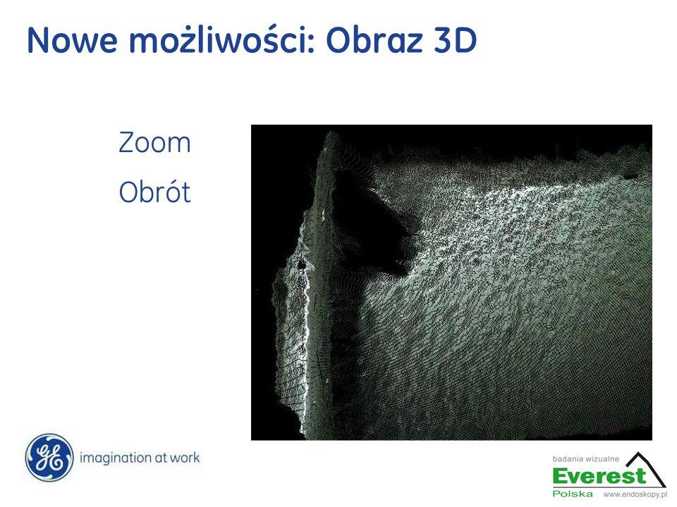 Nowe możliwości: Obraz 3D Zoom Obrót
