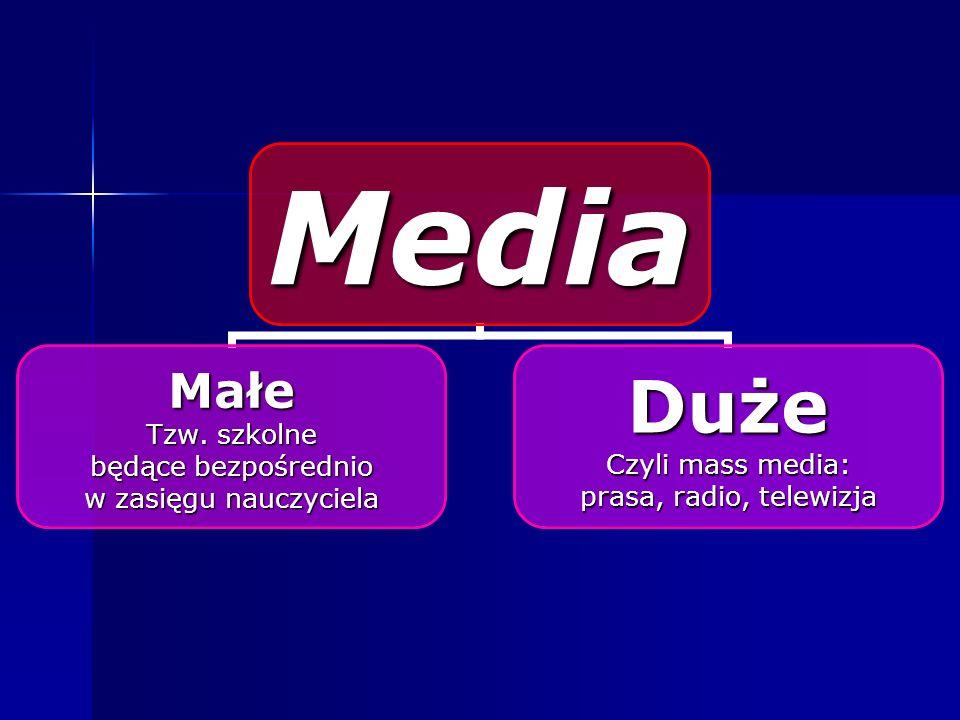 Media Małe Tzw.