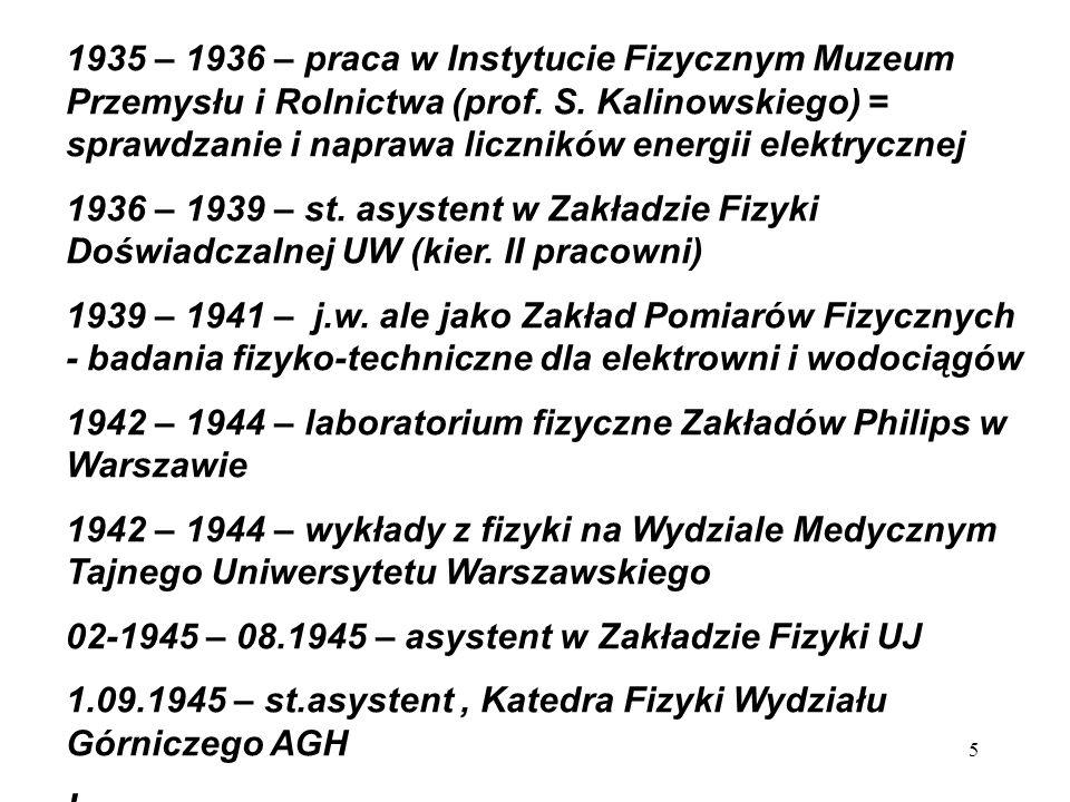 Wniosek Dziekana Wydziału Górniczego Prof.