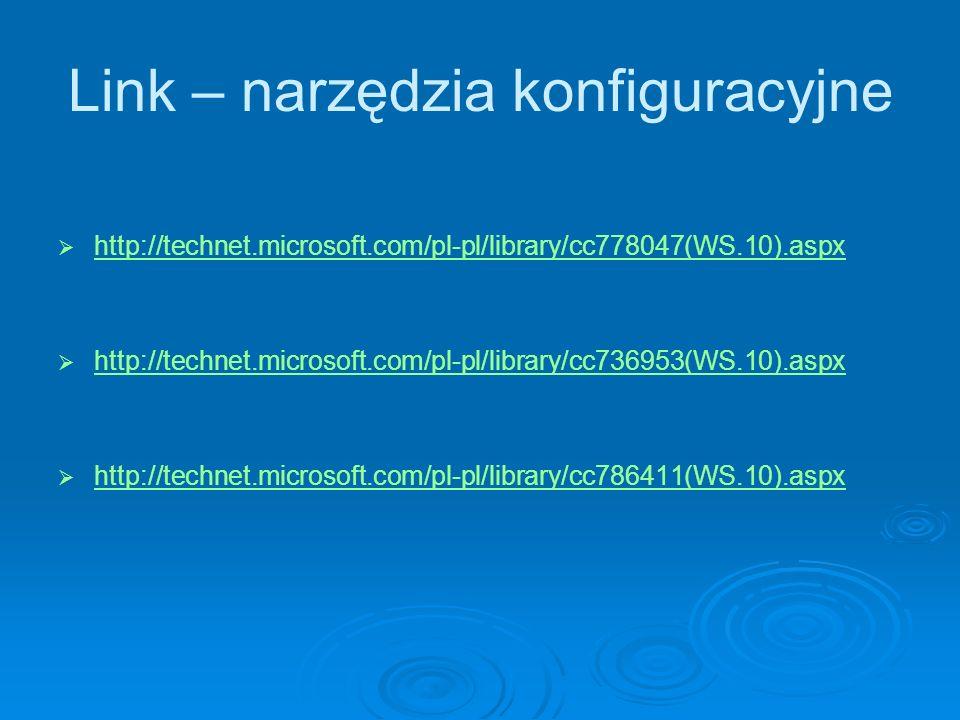 Opcje folderów Administrator Administrator użytkownik użytkownik