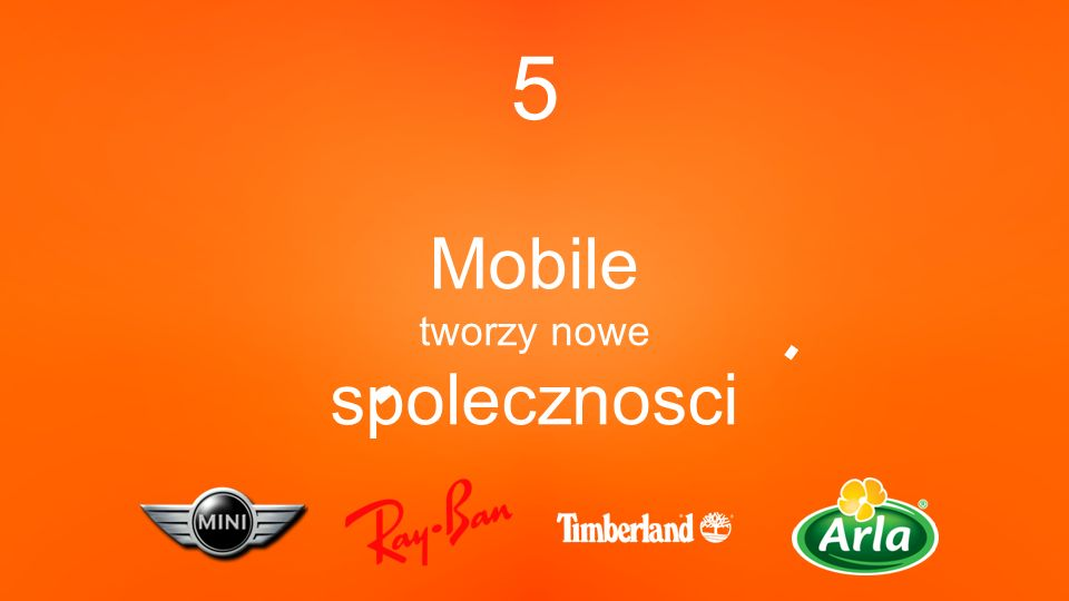 5 Mobile tworzy nowe spolecznosci