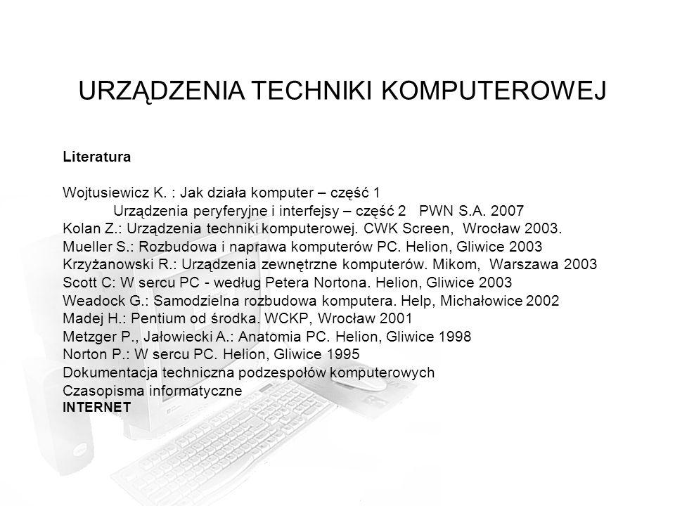 Literatura Wojtusiewicz K.