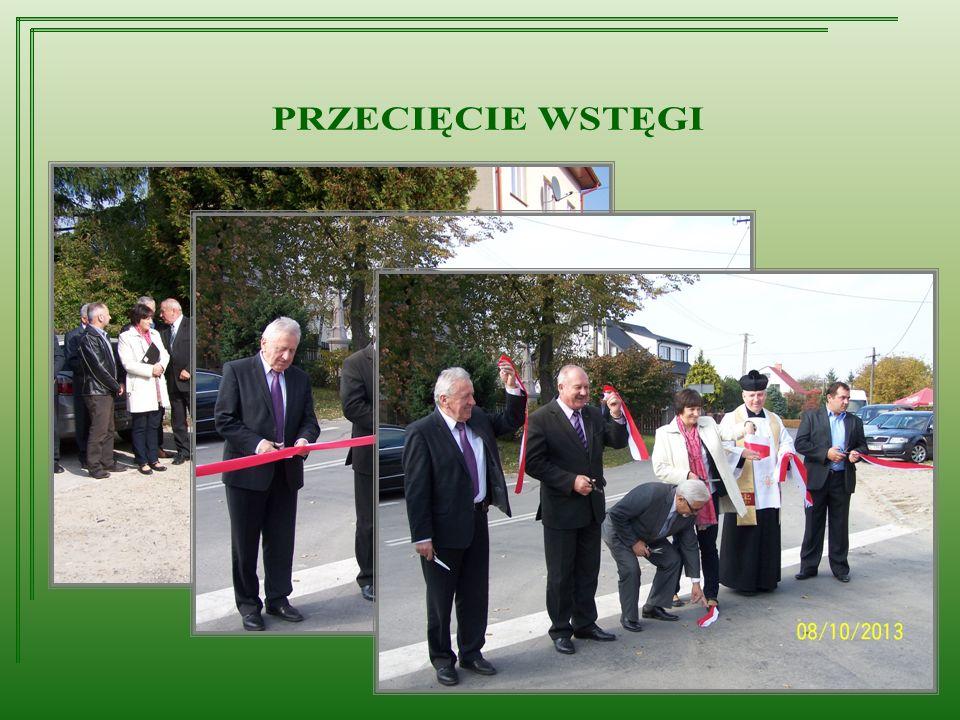 2009r.– Budowa drogi powiatowej Nr 2936L Bidaczów St.