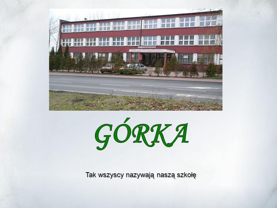 Zespół Szkół Ponadgimnazjalnych Nr Nr1 im. gen. Jerzego Ziętka Mysłowice ul.Mikołowska 44