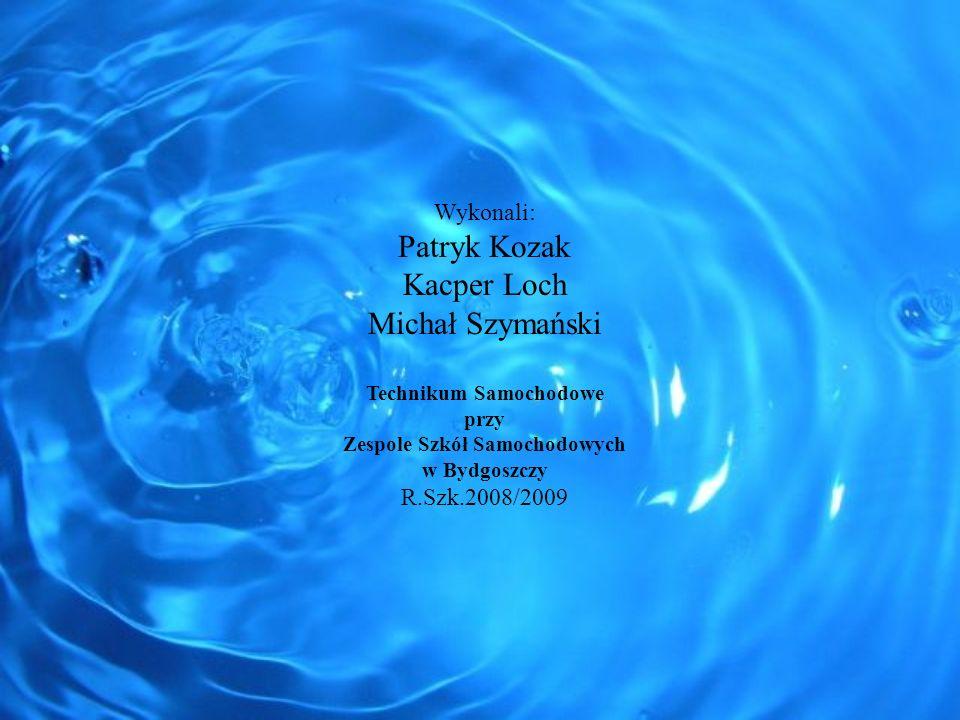 Wykonali: Patryk Kozak Kacper Loch Michał Szymański Technikum Samochodowe przy Zespole Szkół Samochodowych w Bydgoszczy R.Szk.2008/2009