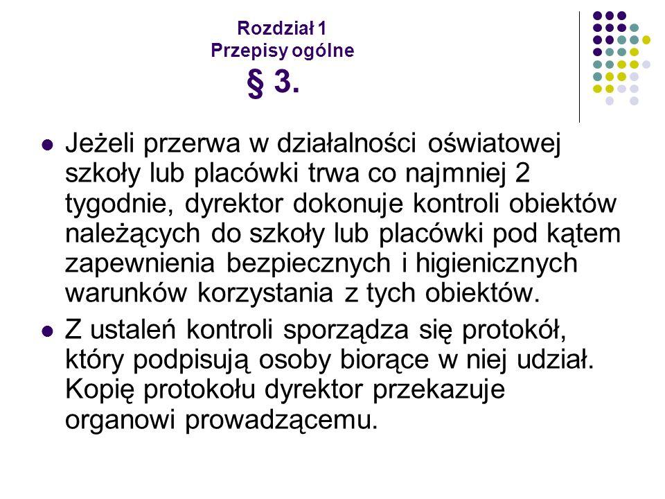 Rozdział 3 Wychowanie fizyczne, sport i turystyka § 30.
