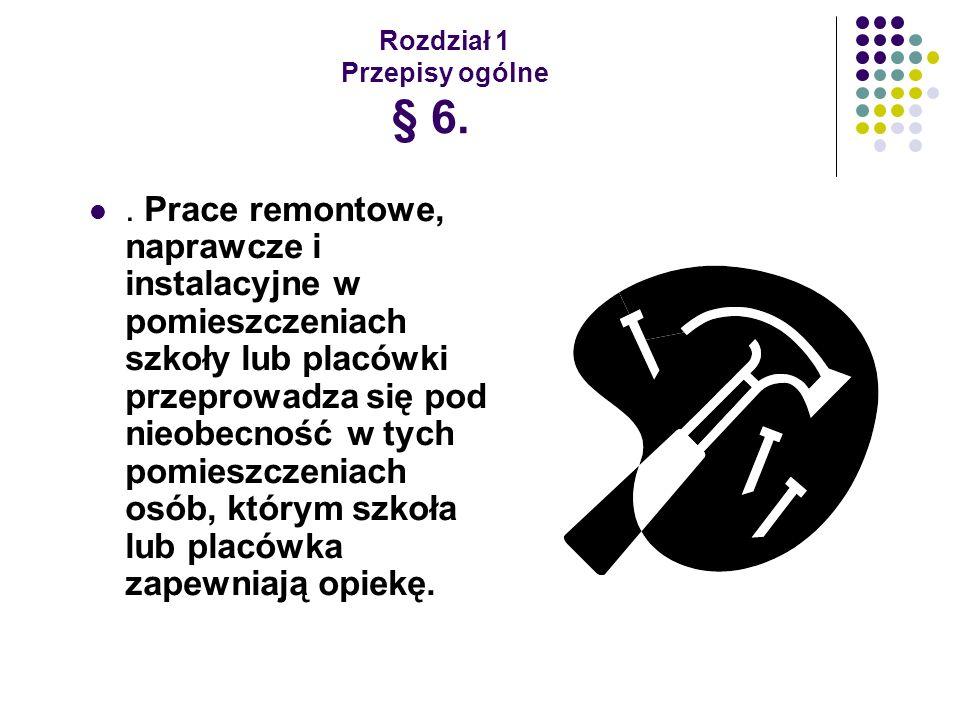 Rozdział 2 Warsztaty, pracownie, laboratoria § 24.