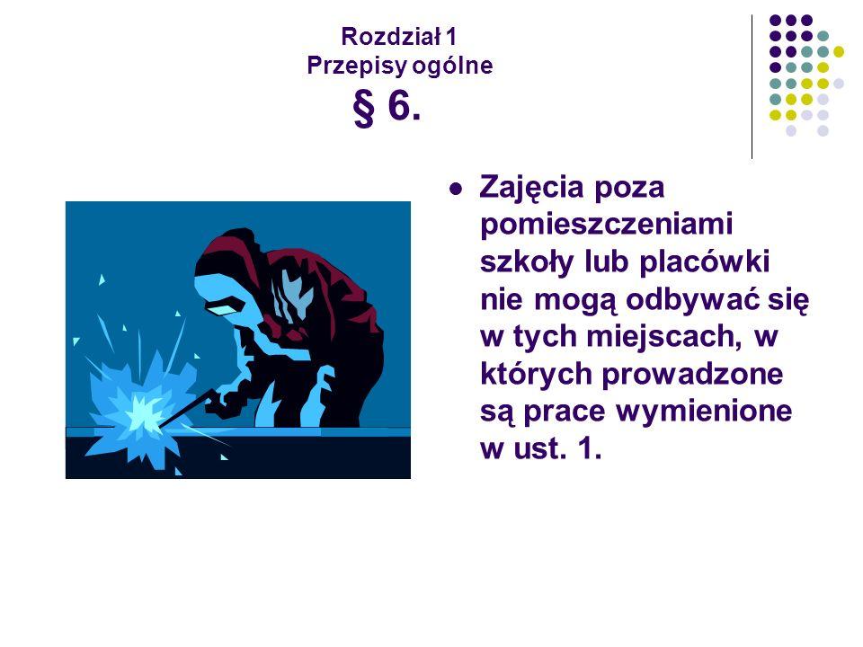 Rozdział 4 Wypadki uczniów § 42.