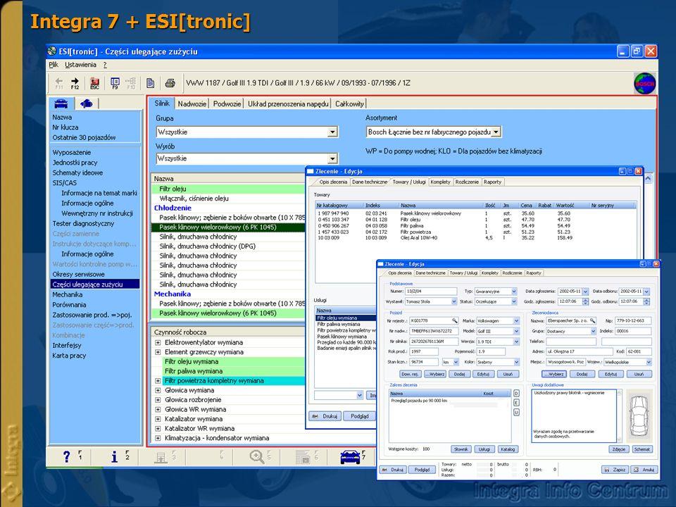 Integra 7 + ESI[tronic]