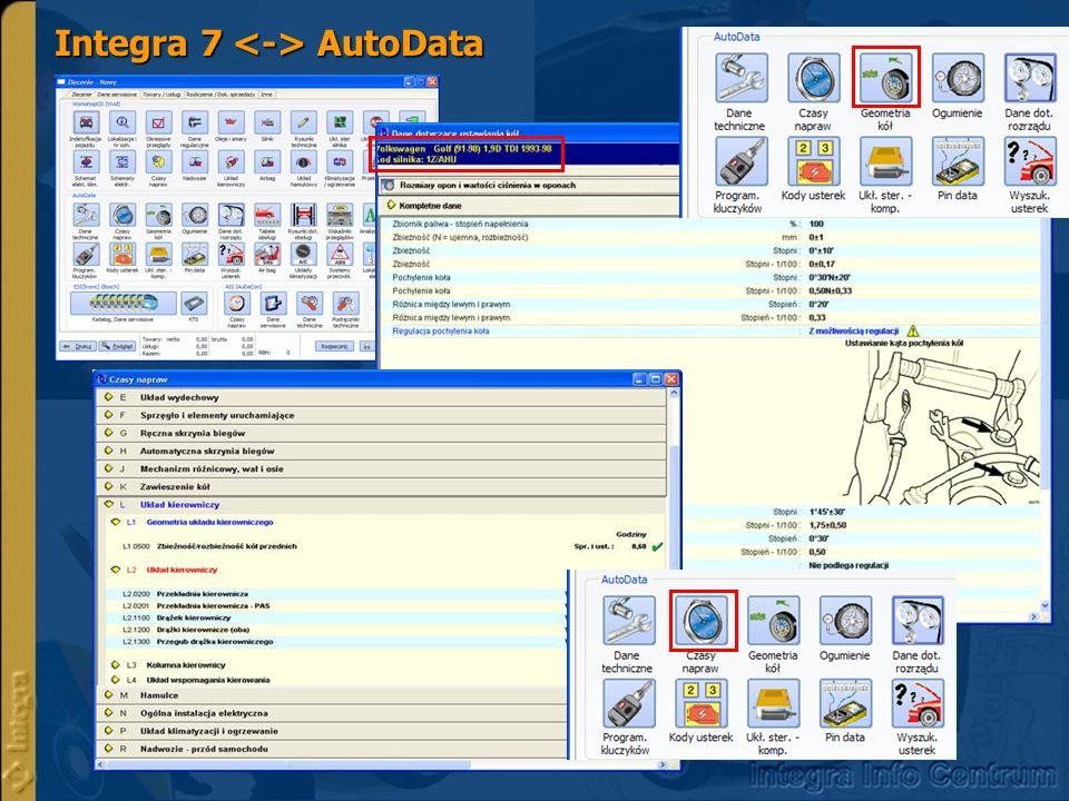 Integra 7 AutoData