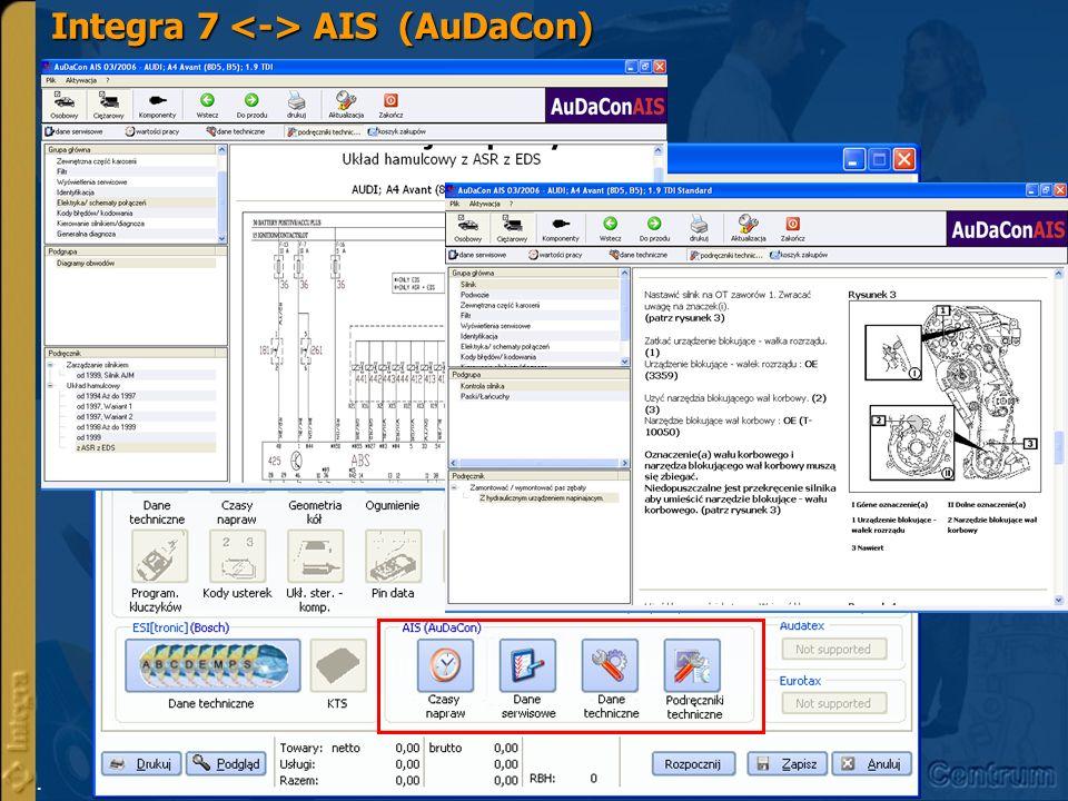 Integra 7 AIS (AuDaCon).