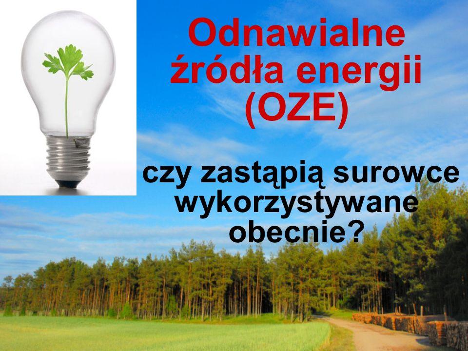Energia Energia jest potrzebna człowiekowi na każdym kroku.