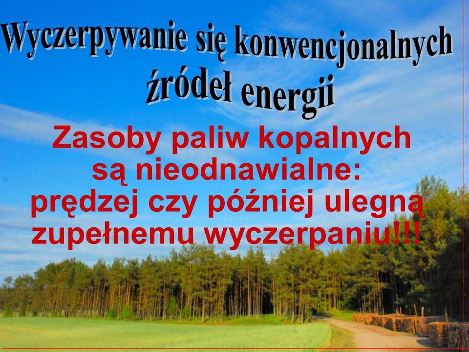 Czy tradycyjne źródła energii można zastąpić alternatywnymi.