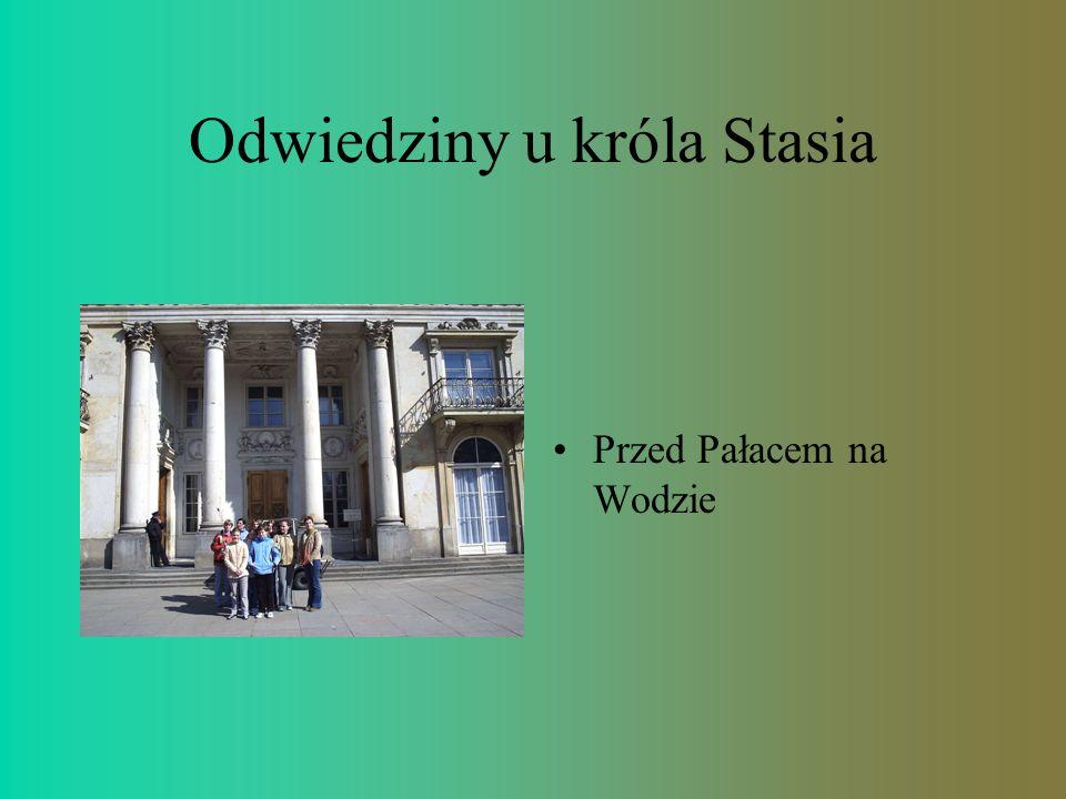 Z wizytą u Prezydenta Pałac Namiestnikowski wieczorem