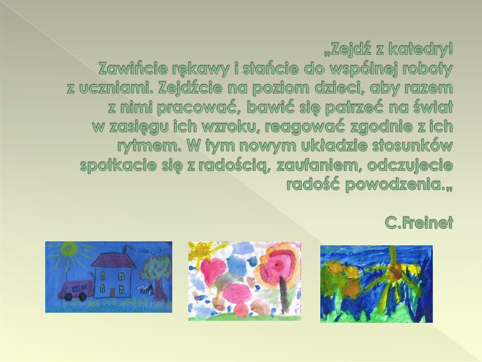 Pierwsza Animatorka Ruchu Freinetowskiego w Polsce