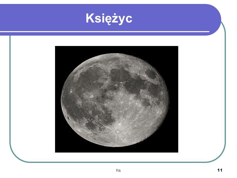 hs 11 Księżyc