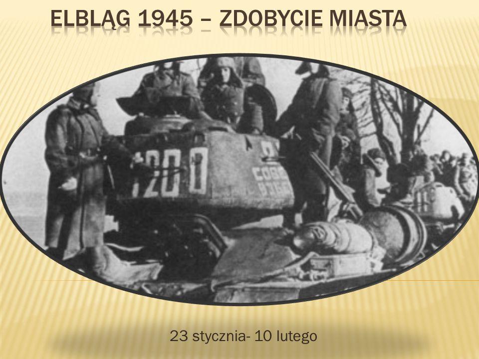 27 stycznia.Jednostki niemieckie kontynuują natarcie odrzucając Rosjan aż pod Pasłęk.