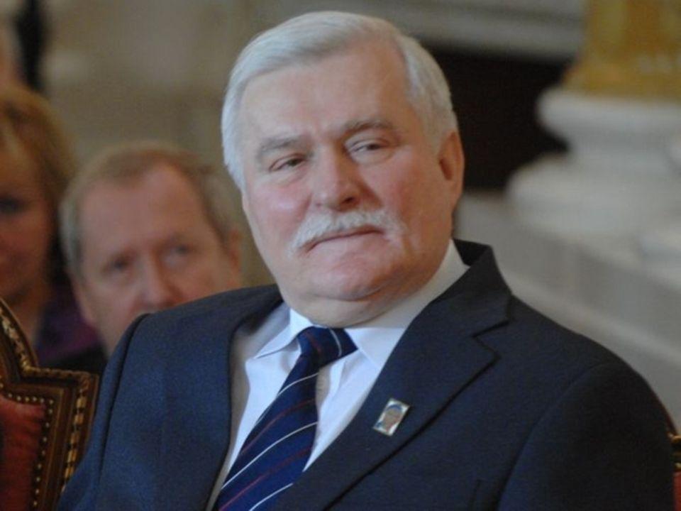 Lech Wałęsa Urodził się 29 września 1943 w Popowie polski polityk i działacz związkowy. Prezydent Rzeczypospolitej Polskiej w latach 1990–1995. Otrzym