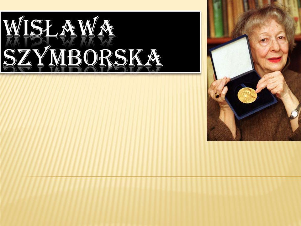 Wisława Szymborska ur.2 lipca 1923r na Prowencie (obecnie dzielnica Kórnika).