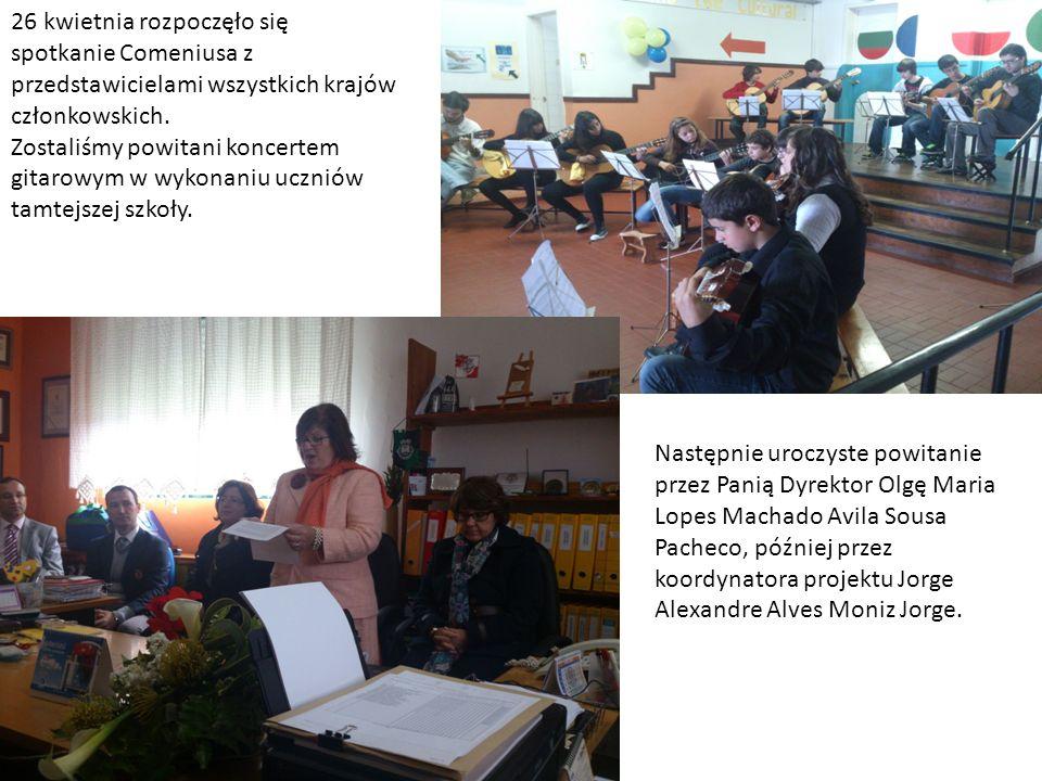 26 kwietnia rozpoczęło się spotkanie Comeniusa z przedstawicielami wszystkich krajów członkowskich.