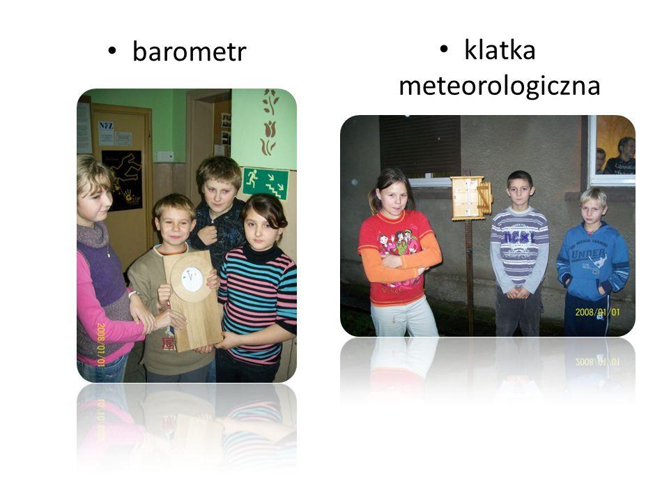 barometr klatka meteorologiczna