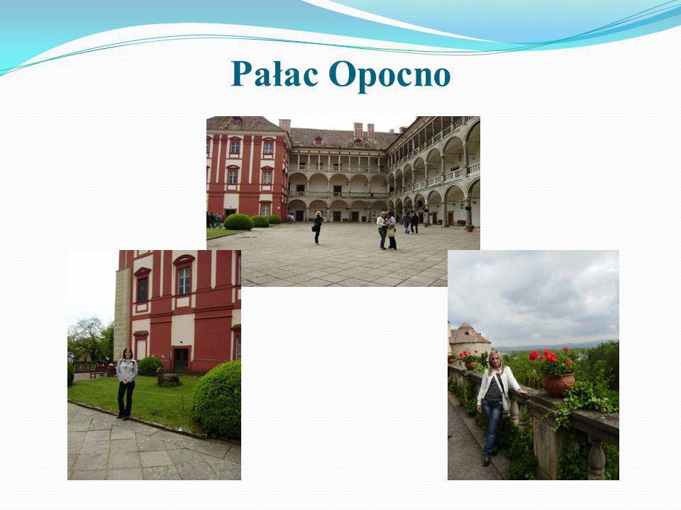 Pałac Opocno