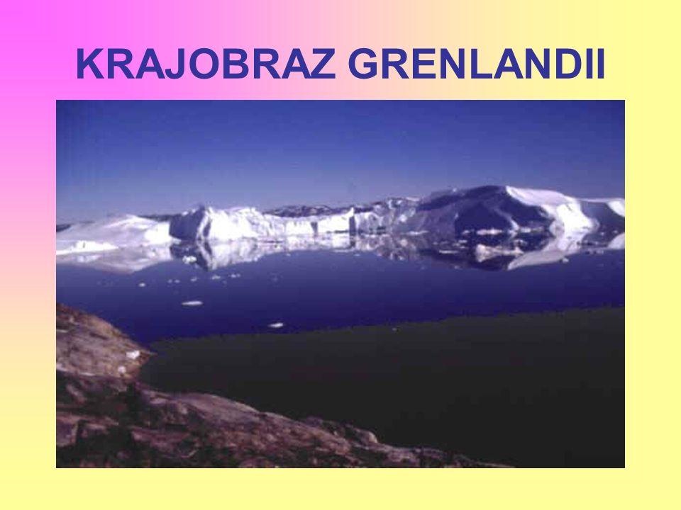 KRAJOBRAZ GRENLANDII