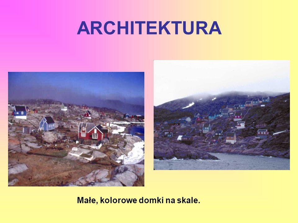 STOLICA GRENLANDII Nuuk (po duńsku Godthab) - stolica Grenlandii i jej największe miasto.