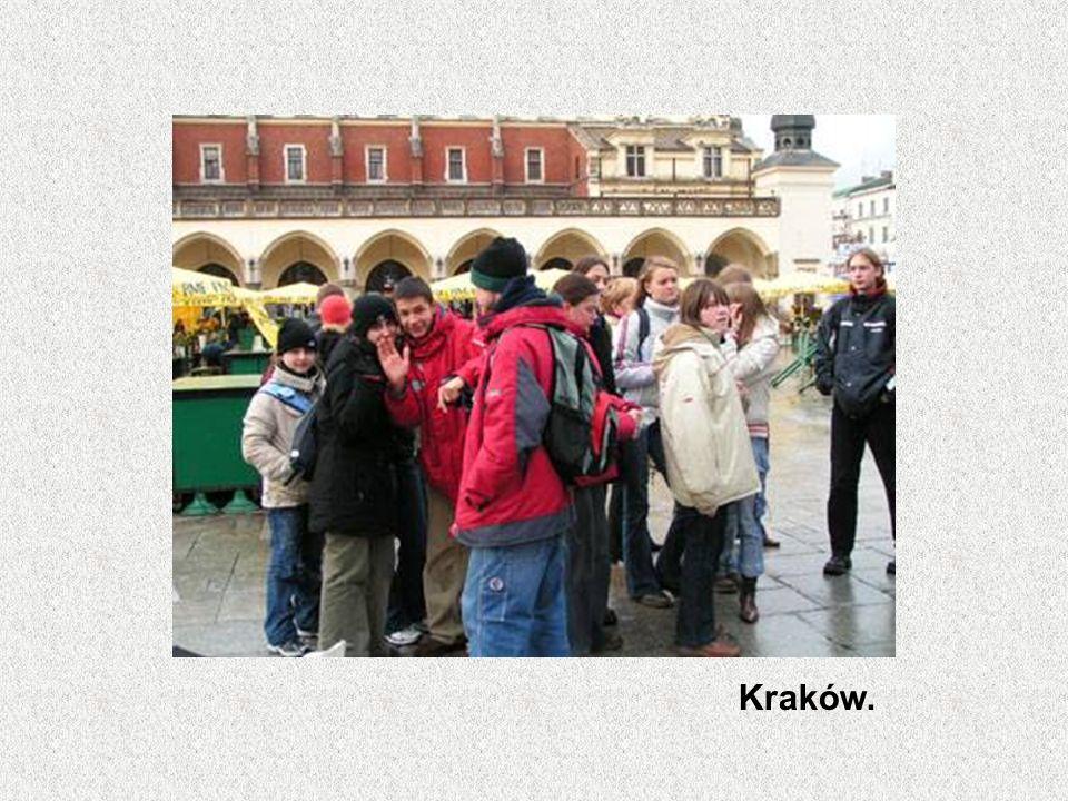 Kraków.