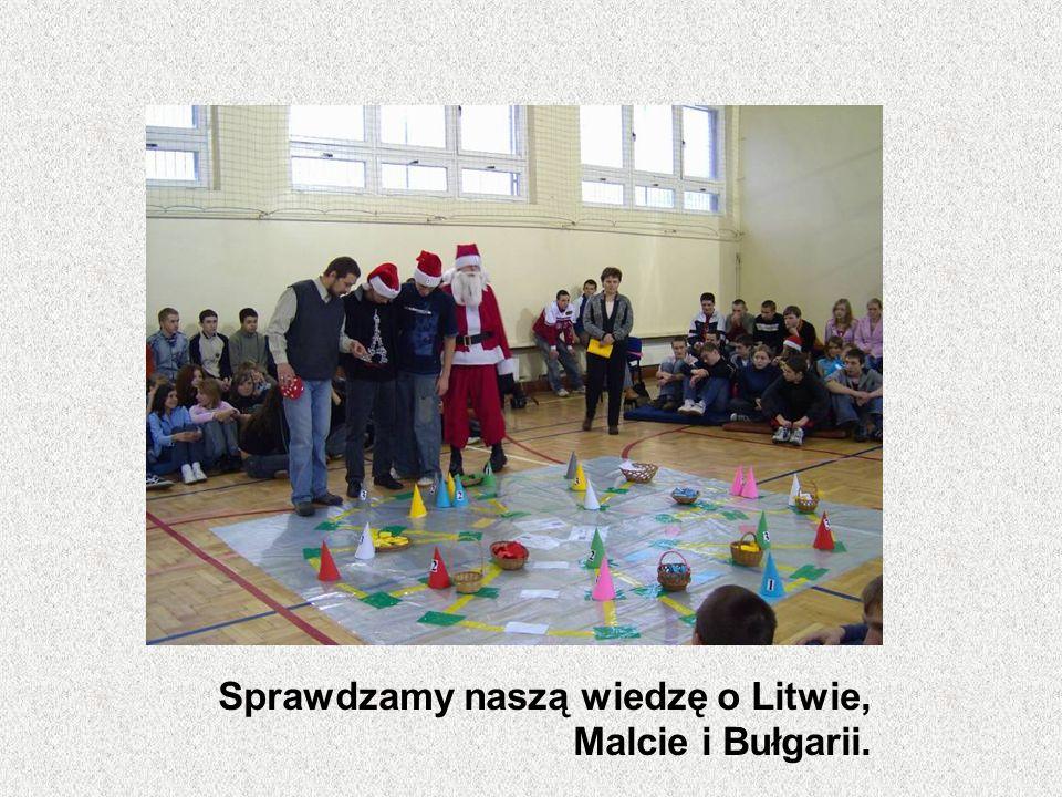 Sprawdzamy naszą wiedzę o Litwie, Malcie i Bułgarii.