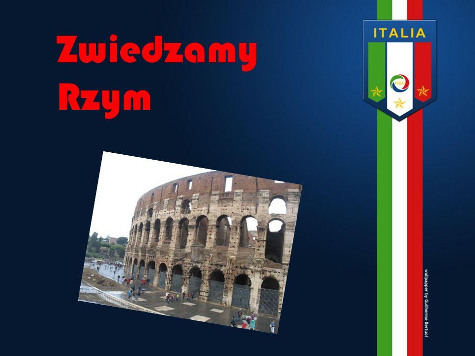 Zwiedzamy Rzym