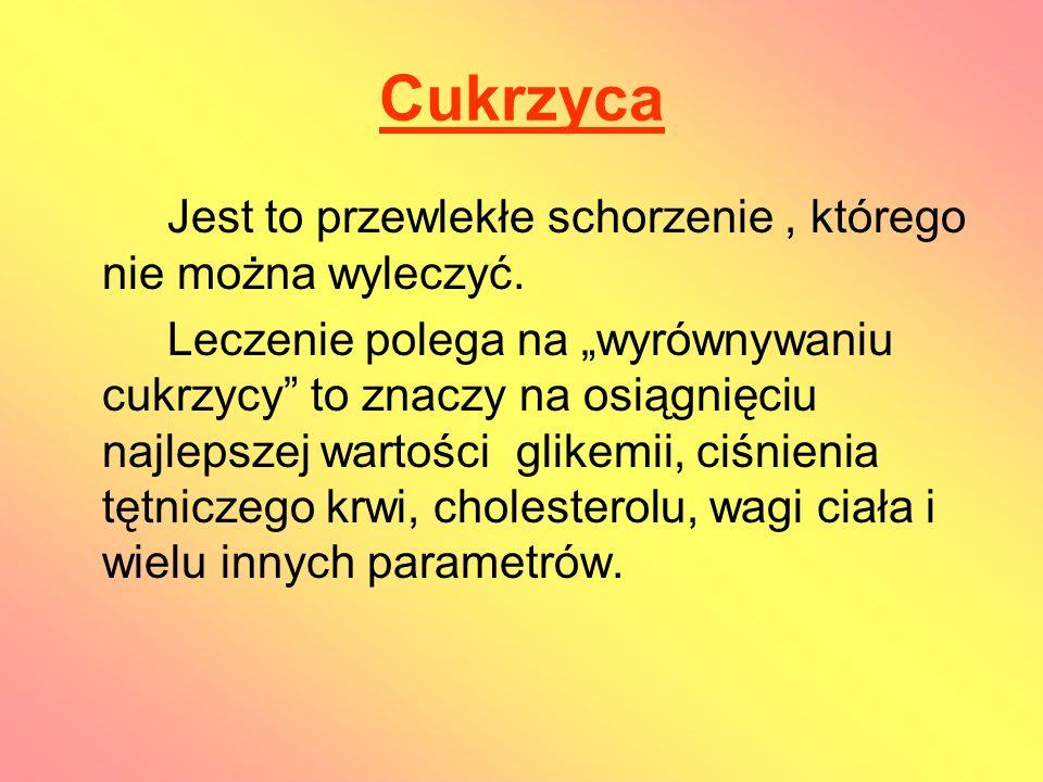 Według Wikipedy Cukrzyca (łac.