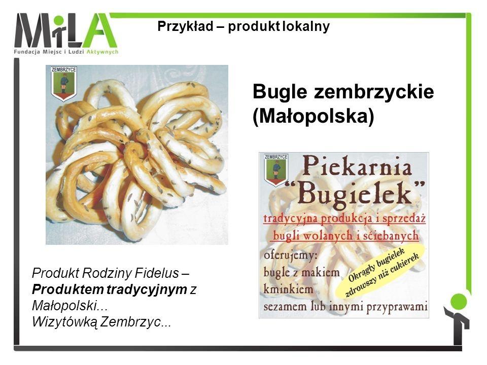 Witki brzozowe produktem wsi Skowarnki (Pomorze) Przykład – produkt lokalny