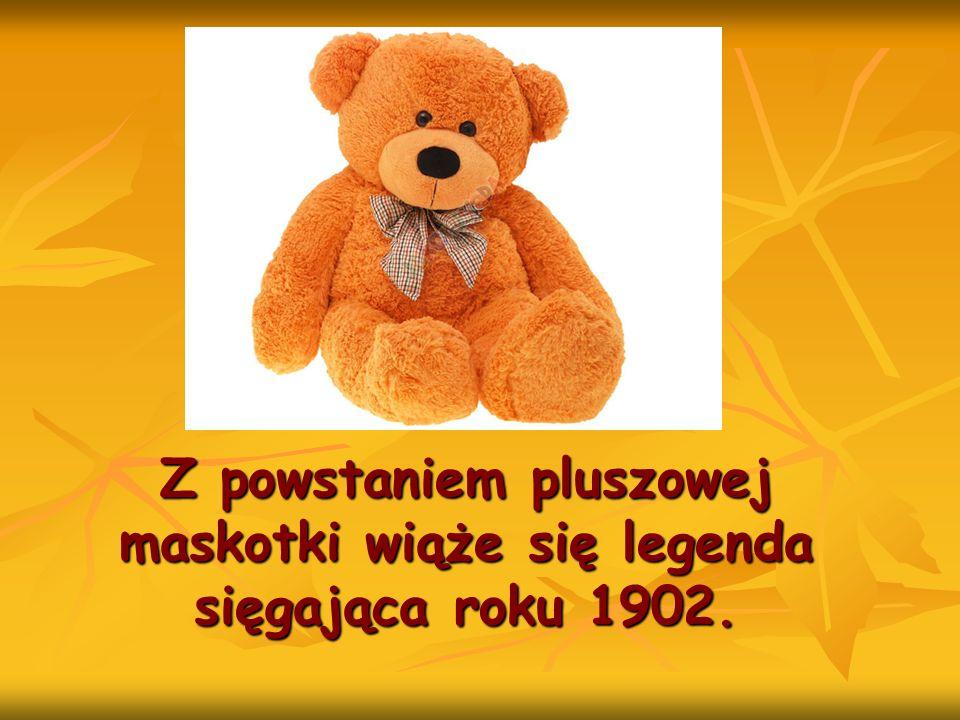 Sympatyczne niedźwiadki występują w wielu bajkach.