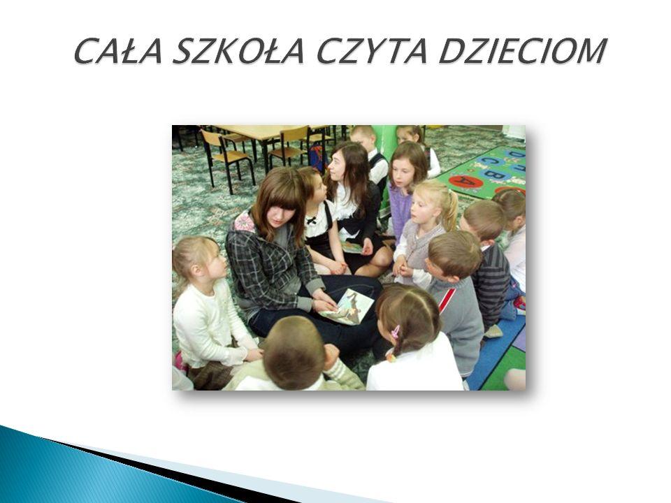 W tym zeszłym roku szkolnym uczniowie naszej szkoły po raz pierwszy wzięli udział w obchodach Dnia Dobrych Uczynków.