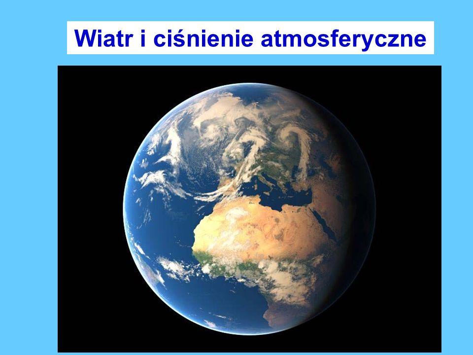 Wiatr i ciśnienie atmosferyczne